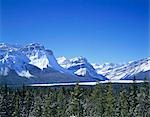 The Rockies, Banff National Park, Canada Stock Photo - Premium Rights-Managed, Artist: Oriental Touch, Code: 855-03254890