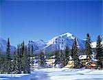 Banff national park, Alberta, Canada Stock Photo - Premium Rights-Managed, Artist: Oriental Touch, Code: 855-03254894