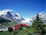Columbia Icefield, Jasper National Park, Canada Stock Photo - Premium Rights-Managed, Artist: Oriental Touch, Code: 855-03255026