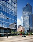 Modern buildings in Dallas,Texas, USA Stock Photo - Premium Rights-Managed, Artist: Oriental Touch, Code: 855-03255083