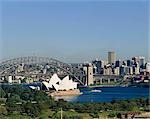 Sydney cityscape from Kingcross, Australia