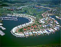 queensland - Aerial view of Gold Coast, Australia Stock Photo - Premium Rights-Managednull, Code: 855-03255251
