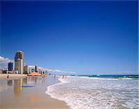 queensland - Gold Coast resort, Australia Stock Photo - Premium Rights-Managednull, Code: 855-03255255