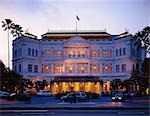 Raffles Hotel, Singapore Stock Photo - Premium Rights-Managed, Artist: Oriental Touch, Code: 855-03255336