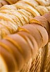 Loaf of sliced bread Stock Photo - Premium Royalty-Free, Artist: foodanddrinkphotos, Code: 640-03259660