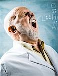 Male science teacher talking Stock Photo - Premium Royalty-Freenull, Code: 640-03260891