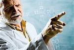 Male science teacher talking Stock Photo - Premium Royalty-Freenull, Code: 640-03260892