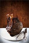Prime Rib Stock Photo - Premium Rights-Managed, Artist: Angus Fergusson, Code: 700-03265793