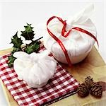 Christmas Pudding Stock Photo - Premium Rights-Managed, Artist: foodanddrinkphotos, Code: 824-03285260