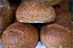 Loaves of organic bread Stock Photo - Premium Rights-Managed, Artist: foodanddrinkphotos, Code: 824-03285412