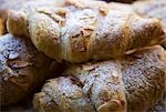 Almond croissants Stock Photo - Premium Rights-Managed, Artist: foodanddrinkphotos, Code: 824-03285416