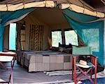 Luxury tent,Abercrombie & Kent mobile safari. Stock Photo - Premium Rights-Managed, Artist: AWL Images, Code: 862-03289510