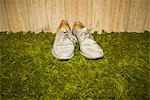 Shoes on Shag Carpet Stock Photo - Premium Rights-Managed, Artist: Grant Harder, Code: 700-03290026