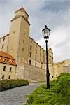 Bratislava Castle, Bratislava, Slovakia Stock Photo - Premium Rights-Managed, Artist: Rudy Sulgan, Code: 700-03290155