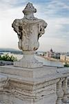 View From Royal Palace, Buda, Budapest, Hungary Stock Photo - Premium Rights-Managed, Artist: Rudy Sulgan, Code: 700-03290179