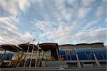 Richmond Olympic Oval, Richmond, British Columbia, Canada Stock Photo - Premium Rights-Managed, Artist: Sarah Murray, Code: 700-03290333