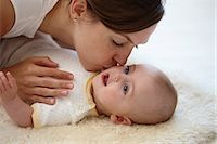 Mother Playing with Baby Stock Photo - Premium Rights-Managednull, Code: 700-03294888