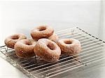 Homemade Sugar Doughnuts Stock Photo - Premium Rights-Managed, Artist: Michael Mahovlich, Code: 700-03295316