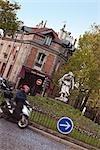 Place du Rhin et Danube, Paris, Ile-de-France, France