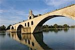 Pont d'Avignon, Avignon, Vaucluse, Provence, France Stock Photo - Premium Rights-Managed, Artist: Jean-Christophe Riou, Code: 700-03299205