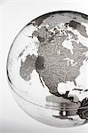 Inflatable Globe showing North America Stock Photo - Premium Royalty-Free, Artist: Beyond Fotomedia, Code: 693-03303018