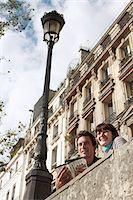 Couple Sightseeing Stock Photo - Premium Royalty-Freenull, Code: 693-03303395