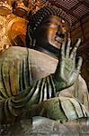 Japan, Nara, Todai-ji Temple, Daibutsu starue Stock Photo - Premium Royalty-Free, Artist: Jochen Schlenker, Code: 693-03312560