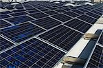 Solar Panels at Solar Power Plant Stock Photo - Premium Royalty-Free, Artist: Aflo Relax, Code: 693-03312757