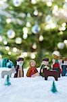 Nativity scene Stock Photo - Premium Royalty-Free, Artist: IIC, Code: 693-03312999