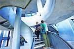 University students on staircase Stock Photo - Premium Royalty-Free, Artist: Philip Rostron, Code: 693-03317300