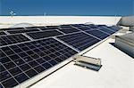 Solar Panels at Solar Power Plant Stock Photo - Premium Royalty-Free, Artist: Cultura RM, Code: 694-03330225