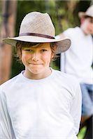 Portrait of Boy Wearing Hat, Salzburg, Salzburger Land, Austria Stock Photo - Premium Royalty-Freenull, Code: 600-03333399