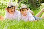 Portrait of Boys, Salzburg, Salzburger Land, Austria Stock Photo - Premium Royalty-Free, Artist: Bryan Reinhart, Code: 600-03333400