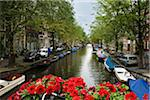 View of Canal, Amsterdam, North Holland, Netherlands Stock Photo - Premium Rights-Managed, Artist: Atli Mar Hafsteinsson, Code: 700-03333713