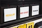 A gas pump, extreme close-up Stock Photo - Premium Royalty-Free, Artist: SuperStock               , Code: 653-03334152