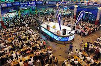 China,Shandong Province,Qingdao City. Qingdao International Beer Festival. Qingdao is the host of the sailing events of the 2008 Olympic Games. Stock Photo - Premium Rights-Managednull, Code: 862-03351184