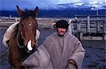 A huaso with his horse Stock Photo - Premium Rights-Managed, Artist: AWL Images, Code: 862-03352039