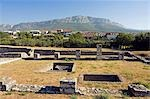 Archaelogical Ruins of the Ancient City of Solin (known as Salona by the Romans) Stock Photo - Premium Rights-Managed, Artist: AWL Images, Code: 862-03352433