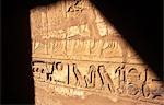Hieroglyphics on entrance to the Temple of Karnak Stock Photo - Premium Rights-Managed, Artist: AWL Images, Code: 862-03352693