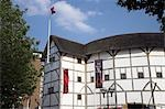 The Globe Theatre,London. Stock Photo - Premium Rights-Managed, Artist: AWL Images, Code: 862-03353179