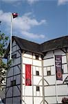 The Globe Theatre,London. Stock Photo - Premium Rights-Managed, Artist: AWL Images, Code: 862-03353180