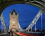 England,London. Tower Bridge. Stock Photo - Premium Rights-Managed, Artist: AWL Images, Code: 862-03353545