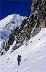 Ski-touring in the Pyrenees Stock Photo - Premium Rights-Managed, Artist: AWL Images, Code: 862-03354280