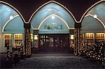 Main entrance to the Badruffs Palace Hotel Stock Photo - Premium Rights-Managed, Artist: AWL Images, Code: 862-03354647