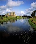 12th Century Trim Castle, On the River Boyne, Co Meath, Ireland Stock Photo - Premium Rights-Managed, Artist: IIC, Code: 832-03358743