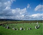 Beaghmore Stone Circles, Sperrin Mountains, Co Tyrone, Ireland