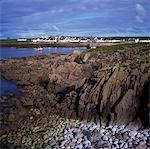 Tory Island Village Stock Photo - Premium Rights-Managed, Artist: IIC, Code: 832-03358854