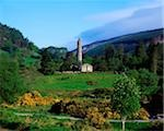 Glendalough, Co Wicklow, Ireland. Stock Photo - Premium Rights-Managed, Artist: IIC, Code: 832-03358984