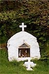 Grotto near Adara Village, Donegal Stock Photo - Premium Rights-Managed, Artist: IIC, Code: 832-03359149