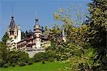 Romania,Transylvania,Sinaia. Peles Castle. Stock Photo - Premium Rights-Managed, Artist: AWL Images, Code: 862-03360984